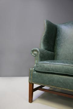 Peter Hvidt Pair of armchairs by Peter Hvidt Orla M lgaard Nielsen Wingback Chair - 1077894