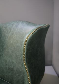 Peter Hvidt Pair of armchairs by Peter Hvidt Orla M lgaard Nielsen Wingback Chair - 1077896