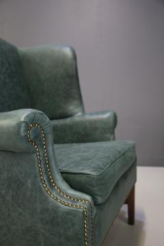 Peter Hvidt Pair of armchairs by Peter Hvidt Orla M lgaard Nielsen Wingback Chair - 1077897