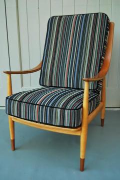 Peter Hvidt Peter Hvidt Tall Back Easy Chair 1960s - 1679649