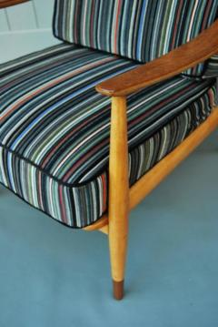 Peter Hvidt Peter Hvidt Tall Back Easy Chair 1960s - 1679652