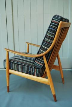 Peter Hvidt Peter Hvidt Tall Back Easy Chair 1960s - 1679653