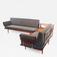 Peter Hvidt Scandinavian Modern Minerva Living Room Suite Designed by Peter Hvidt - 1439381