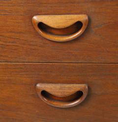 Peter Hvidt Scandinavian Modern Ten Drawer Dresser Designed by Peter Hvidt - 2132313
