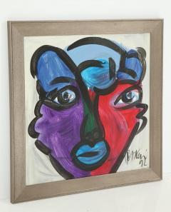 Peter Keil Peter Keil Abstract Portrait - 918652