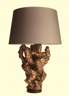 Peter Lane Peter Lane Moongold Rock Scholar Lamp pair available  - 664530