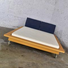 Peter Maly Ligne roset parallele european king size platform bed attributed to peter maly - 1881658