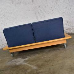 Peter Maly Ligne roset parallele european king size platform bed attributed to peter maly - 1881684