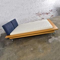Peter Maly Ligne roset parallele european king size platform bed attributed to peter maly - 1881691