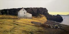 Peter Sculthorpe Twillingate at Low Tide  - 1718956