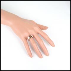 Peter Suchy Peter Suchy 2 14 Carat Dark Brown Diamond Platinum Engagement Ring - 407614