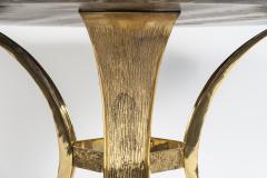 Peter Van Heeck Bronze Gueridon By Peter Van Heeck - 895830