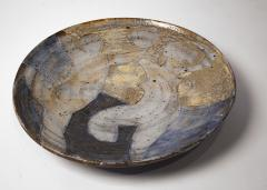 Peter Voulkos Peter Voulkos Ceramic Charger with Two Female Nudes Dancing Beneath the Moon - 1816795