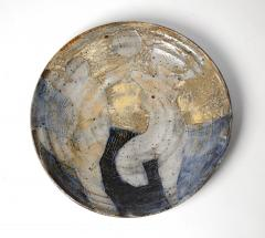 Peter Voulkos Peter Voulkos Ceramic Charger with Two Female Nudes Dancing Beneath the Moon - 1816796