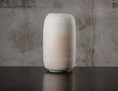 Peter Wilday CYLINDRICAL CERAMIC VESSEL - 914869