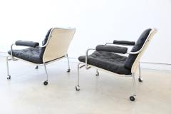 Pethrus Lindl f Eva Lounge Chairs - 720362