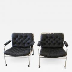 Pethrus Lindl f Eva Lounge Chairs - 721210