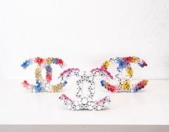 Petit Chanel Multicolor by Henri Ureta - 1804669