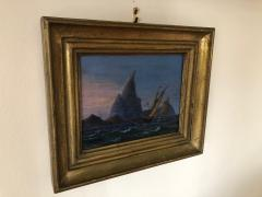 Petite Danish Seascape - 1891418