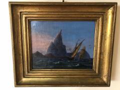 Petite Danish Seascape - 1891422