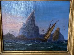 Petite Danish Seascape - 1891429