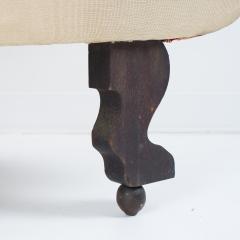 Philadelphia Neo Classic upholstered mahogany sofa - 1713360