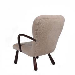 Philip Arctander Philip Arctander Clam chair attribution - 1125947
