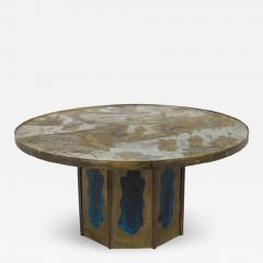 Philip Kelvin LaVerne Chan Coffee Table by Philip and Kelvin LaVerne - 538680
