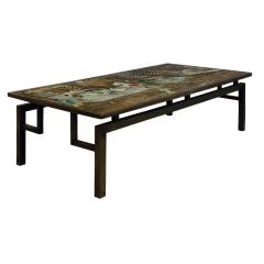 Philip Kelvin LaVerne Philip Kelvin LaVerne Chin Ying Coffee Table 1960s - 540391