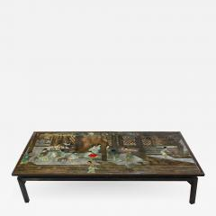 Philip Kelvin LaVerne Philip Kelvin LaVerne Chin Ying Coffee Table 1960s - 542110