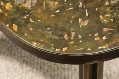 Philip Kelvin LaVerne Rare Viola Cocktail Table - 643494