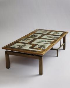 Philip Laverne Medici Low Table - 1086288