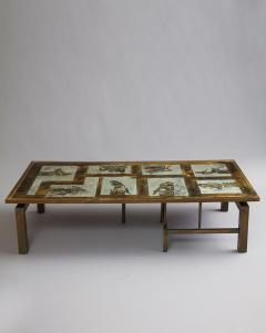 Philip Laverne Medici Low Table - 1086289
