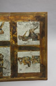 Philip Laverne Medici Low Table - 1086294
