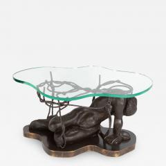 Philip and Kelvin LaVerne Persephone Enslaved coffee table by Philip and Kelvin LaVerne circa 1970s - 1136413