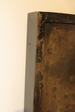 Philip and Kelvin LaVerne Philip And Kelvin LaVerne Bronze Enamel Wall Plaque - 1079878