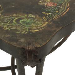 Philip and Kelvin LaVerne Philip Kelvin LaVerne Special Madame Pompadour Coffee Table 1960s Signed  - 1918893