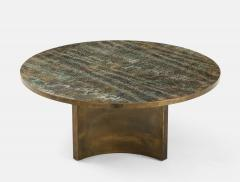 Philip and Kelvin LaVerne Rare Eternal Forest Coffee Table - 1699109