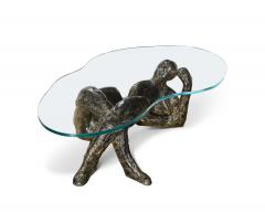 Philip and Kelvin LaVerne Reclining Nude Low Table by Philip Kelvin LaVerne - 886700
