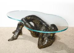 Philip and Kelvin LaVerne Reclining Nude Low Table by Philip Kelvin LaVerne - 886704