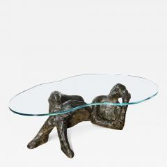Philip and Kelvin LaVerne Reclining Nude Low Table by Philip Kelvin LaVerne - 920985