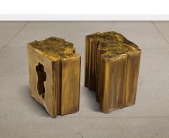 Philip and Kelvin LaVerne Together Unique 2 Piece Table by Philip Kelvin LaVerne - 1878221