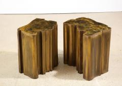 Philip and Kelvin LaVerne Together Unique 2 Piece Table by Philip Kelvin LaVerne - 1878222