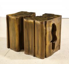 Philip and Kelvin LaVerne Together Unique 2 Piece Table by Philip Kelvin LaVerne - 1878229