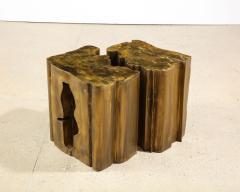 Philip and Kelvin LaVerne Together Unique 2 Piece Table by Philip Kelvin LaVerne - 1878230