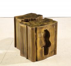 Philip and Kelvin LaVerne Together Unique 2 Piece Table by Philip Kelvin LaVerne - 1878232