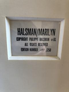 Philippe Halsman Halsman Marilyn - 1063614