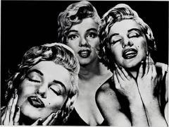 Philippe Halsman Marilyn Monroe Photograph by Philippe Halsman - 343288