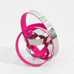 Philippe Pallafray Four Ring Temps Zero Pink - 1059698