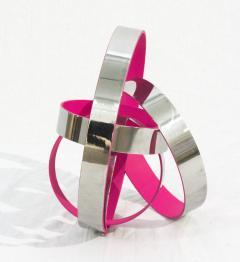 Philippe Pallafray Four Ring Temps Zero Pink - 1059699